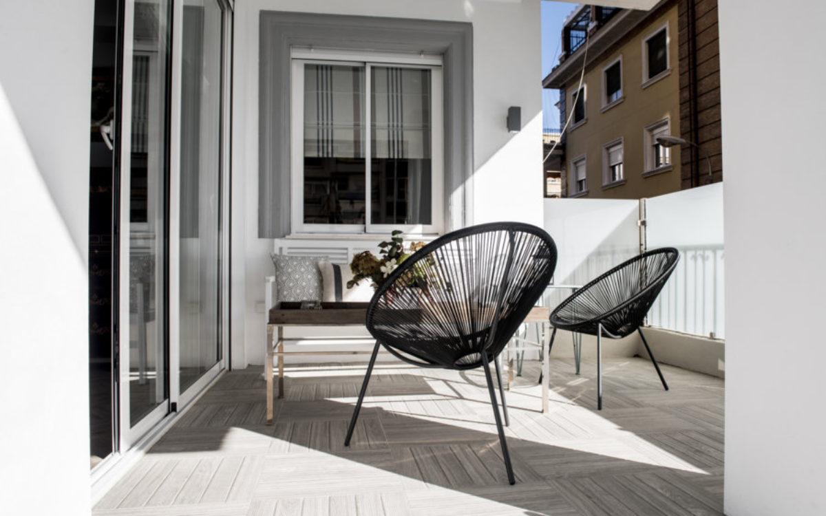 Reforma Integral en los Remedios de Estudio de arquitectura, construcción e interiorismo Auna Sevilla 33