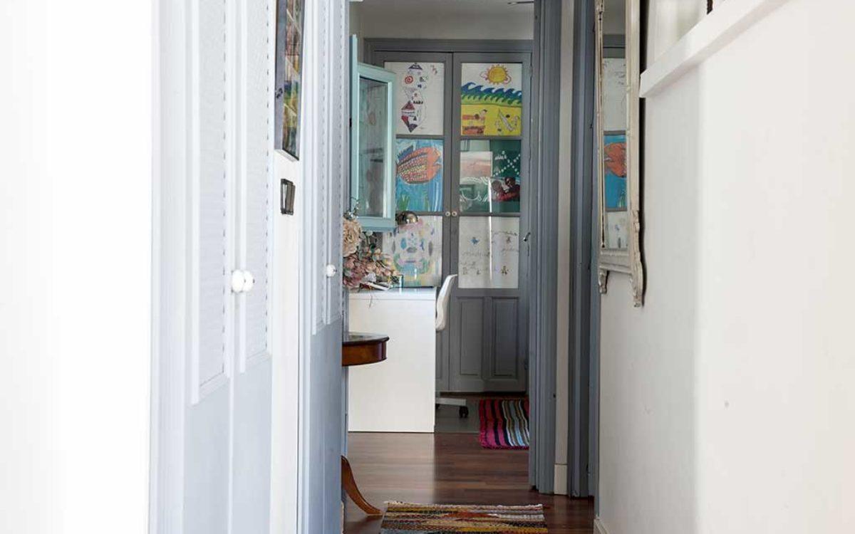 Estudio de arquitectura, construcción e interiorismo Auna Sevilla. Mobiliario y decoración. Proyecto María Barroso