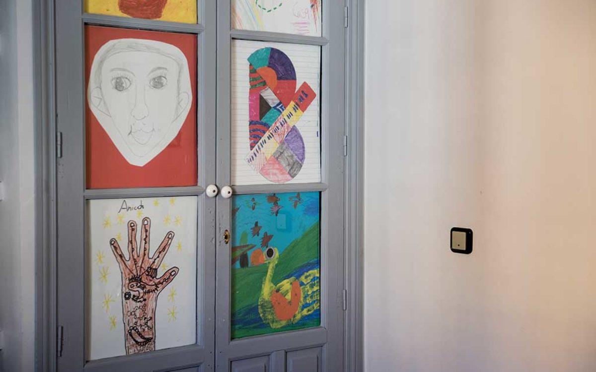 Estudio de arquitectura, construcción e interiorismo Auna Sevilla. Mobiliario y decoración. Ducha proyecto María Barroso