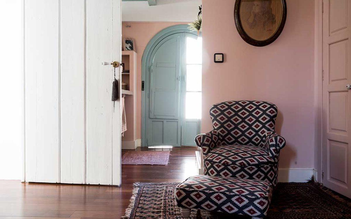 Estudio de arquitectura, construcción e interiorismo Auna Sevilla. Mobiliario y decoración. Living room proyecto María Barroso 2